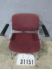 Castelli 147/90 Alu Chair Stuhl Retro Vintage Loft Industrie Mid-Century #31151