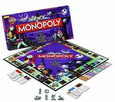 Toy - Board Game - The Nightmare Before Christmas - Monopoly