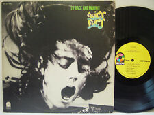 """JUICY LUCY - Lie Back and Enjoy  LP (1st US """"Terre Haute"""" Pressing on ATCO, 1A)"""