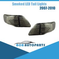 Set Pair LH+RH Tail Light Lamp For Toyota Corolla ZRE152 5 Door Hatch 2007~2009
