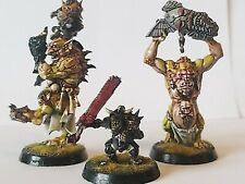 Painted Blood Bowl Goblins And Trolls Team