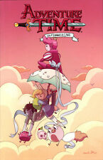 ADVENTURE TIME WITH FIONNA & CAKE TPB Natasha Allegri Kaboom! Comics #1-6 TP
