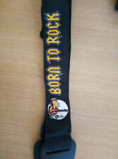 BART ROCKS THE SIMPSONS Guitar Bass Strap UK Electric or Acoustic