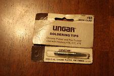Ungar Soldering tip # 83