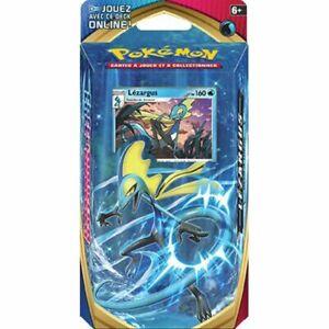 Pokemon Deck épée et bouclier Lézargus