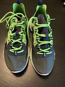 Nike Seattle Seahawks Tennis Shoe Boys Brand New! Never Worn. Extra Shoe Strings