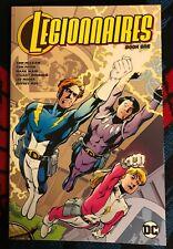 DC LEGIONNAIRES BOOK ONE tpb Volume 1