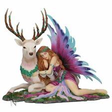 Nemesis Now Fawna Fairy Stag Fantasy Figurine Sculpture Ornament Statue 35cm