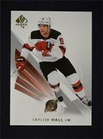 2017-18 17-18 UD Upper Deck SP Authentic Base #60 Taylor Hall