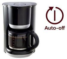 Switch ON CM-B201 Kaffeeautomat Glaskanne Warmhalteplatte 1,25Lit 1080W AUTO OFF