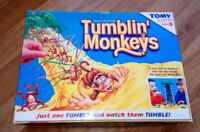 TUMBLIN' MONKEYS GAME FROM TOMY COMPLETE LOVELY CONDITION FAMILY FUNTIME 4+