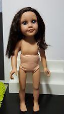 "Journey Girls Geoffrey Doll Blue Eyes Brown Hair 18"""