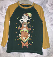 Boys Age 3-4 Years - Long Sleeved Top