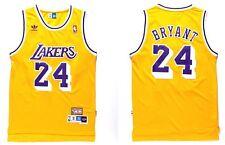 NBA Replica Stitched LA Lakers Kobe Bryant #24 Hardwood Classic Jersey