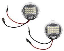 LED SMD entorno espejo iluminación Luz ambiental para Ford mondeo mk5 605