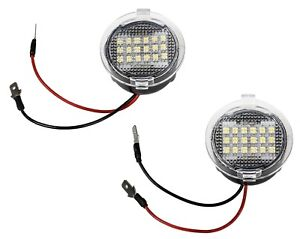 LED SMD Courtesy Lights Mirror Ambient Light For Ford Galaxy 605