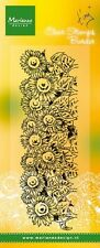 Marianne Design Clear Stamps Border - TINY'S SUNFLOWER TC0836