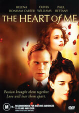Bonham Carter Olivia Williams Paul Bettany THE HEART OF ME - DECEPTIVE LOVE DVD
