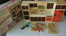 RARE WOLVERINE TOY CO. SEARS KITCHEN CENTER SUNNY SUZY BARBIE SIZE PLAYSET
