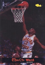 Charlie Ward - 92-94 Classic Cards Basketball Card Rare