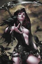 Grimm Tales of Terror #10 Secret Exclusive Jay Anacleto 1:100 Variant Zenescope