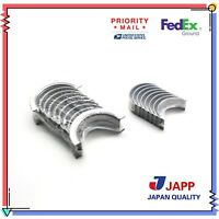 95-10 Dodge Chrysler Jeep Plymouth 2.4L DOHC Complete Main and Rod Bearings Set