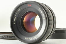 [Exc+4] Contax Carl Zeiss Planar T 50mm F/1.7 Lens CY Mount MMJ From JAPAN