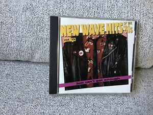 New wave hits of the 80s CD omd tears for fears bronski beat arcadia