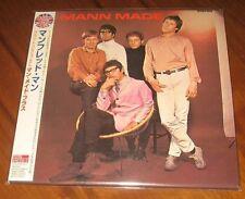 Manfred Mann - Mann Made (1965) JAPAN Mini LP CD (2003) NEW +12 bonus tracks