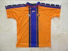 Maillot FC BARCELONE BARCELONA vintage KAPPA 1997 Barça shirt camiseta away 12 a