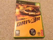 DRIV3R (Microsoft Xbox, 2004) - European Version