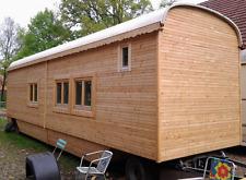 Zirkuswagen, Holzwohnwagen, Holzkarosseriebau, Bauwagen, Wohnmobile - aus Holz