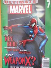 Ultimate Marvel Magazine n°7 2001 ed. Marvel Comics   [G.167]