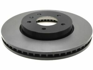 For 2007-2009 Pontiac Torrent Brake Rotor Front AC Delco 41832YZ 2008