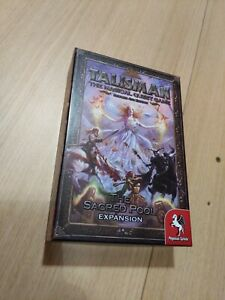 The Sacred Pool Expansion Talisman Board Game Revised 4th Edition Box Only