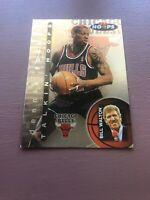 1998 Skybox Nba Hoops - DENNIS RODMAN - Chicago Bulls - Bill Walton