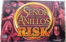 Risk Señor de los anillos.