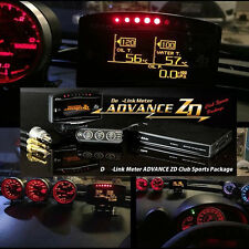 NEW DF Advance ZD Style Sports Digital Meter Full Kit BF CR C2 60 52 Gauge 10in1