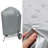 "BBQ Grill Cover Weather Resistant For 22"" Weber 7176 Charcoal Kettle Barbecue"