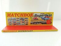 Matchbox / Display  Superfast for Cars and Trucks