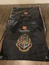 Harry Potter Drawstring Bag Set Of Five Unisex Hogwarts Crest Gift Bag Party