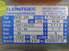 Transformator pri 100 V 120 V 230 V sec 12 V 24 V 30 V
