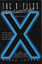 The X-Files Declassified - The Truth by Frank Lovece hardback book