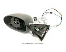 BMW E39 M5 00-03 Driver Left Door Mirror without Glass - Heated Primered O.E.M.