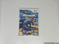 Batman - The Brave And The Bold - The Videogame - New & Sealed - Nintendo Wii