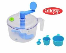 Dough/Atta Maker Must For Every Kitchen, Blue