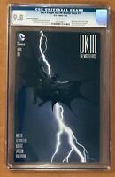 SOLD OUT: DARK KNIGHT III - THE MASTER RACE #1 - JAE LEE VARIANT - CGC 9.8 w/CoA