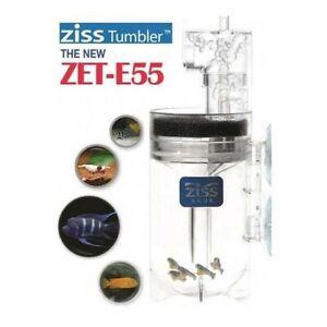 ZISS AQUA ZET-E55 Aquarium Fish Egg Tumbler Incubators Hatchery Cichlids Shrimp