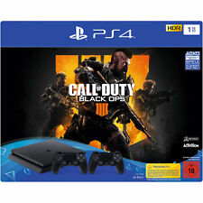 Sony PlayStation 4 1tb Call Of Duty Black Ops4 2 Controller Rechnung 01.12.18
