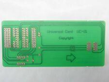 carta studio universale UC15: universal smart card UC-15 per µP e EEprom